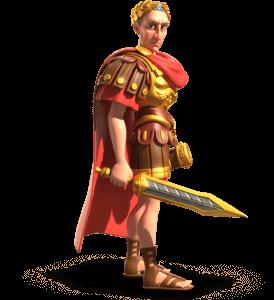Rise of Kingdoms Julius Caesar