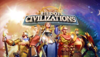rise of civilizations commanders