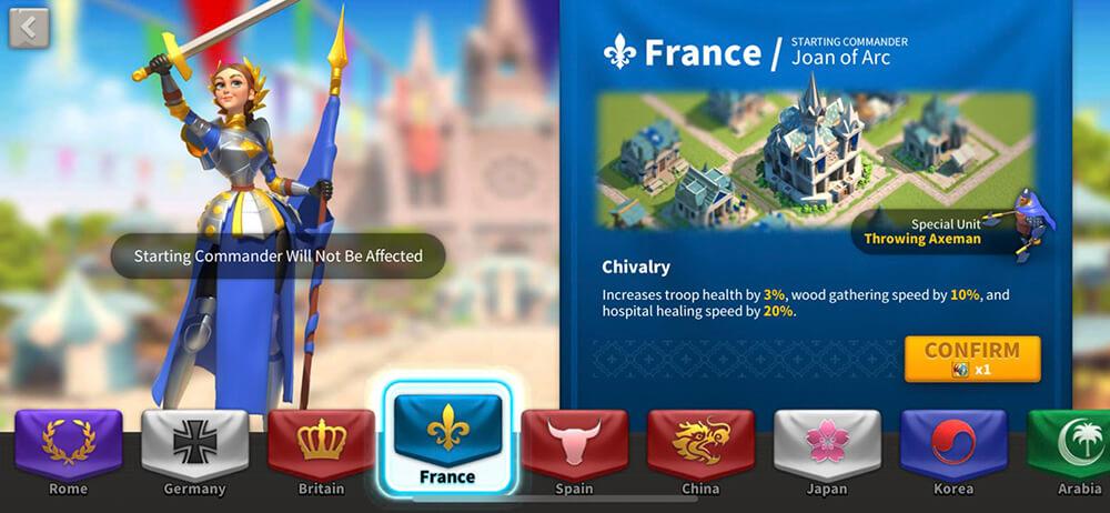 france civilization