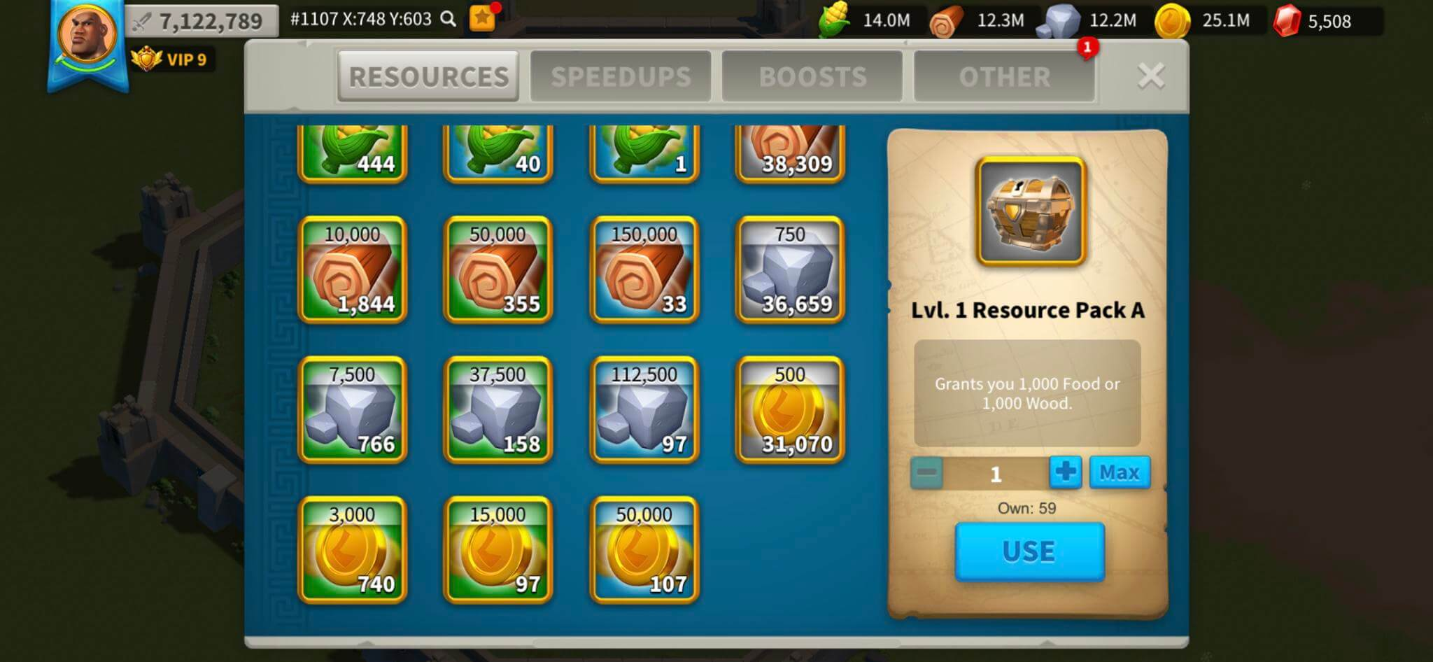 resource tokens