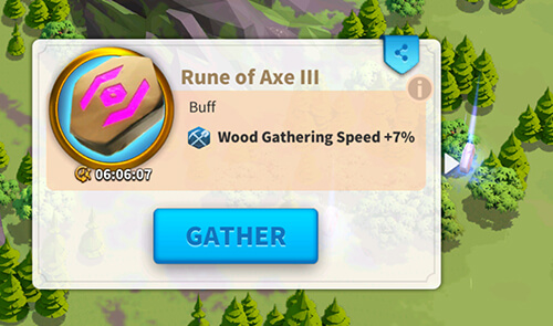 rune in rise of kingdoms