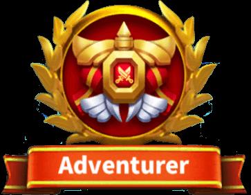 adventurer achievement