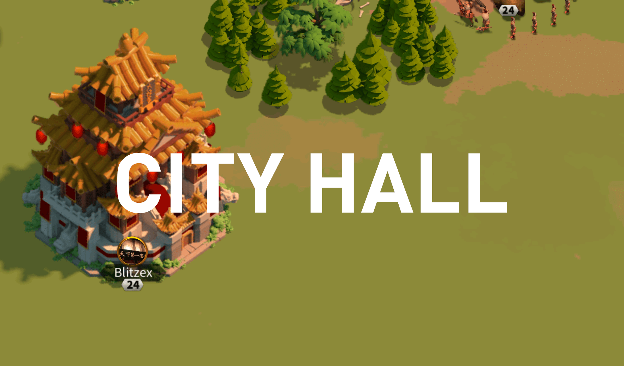 city hall rise of kingdoms