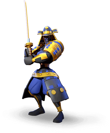 Elite Samurai (Japan)