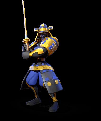 Elite Samurai (Japan)