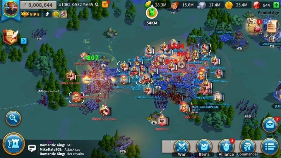 kill event rise of kingdoms