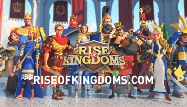 Best Commander Parings in Rise of Kingdoms