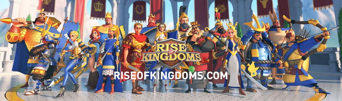 Best Commander Parings in Rise of Kingdoms