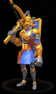 Royal Crossbowman