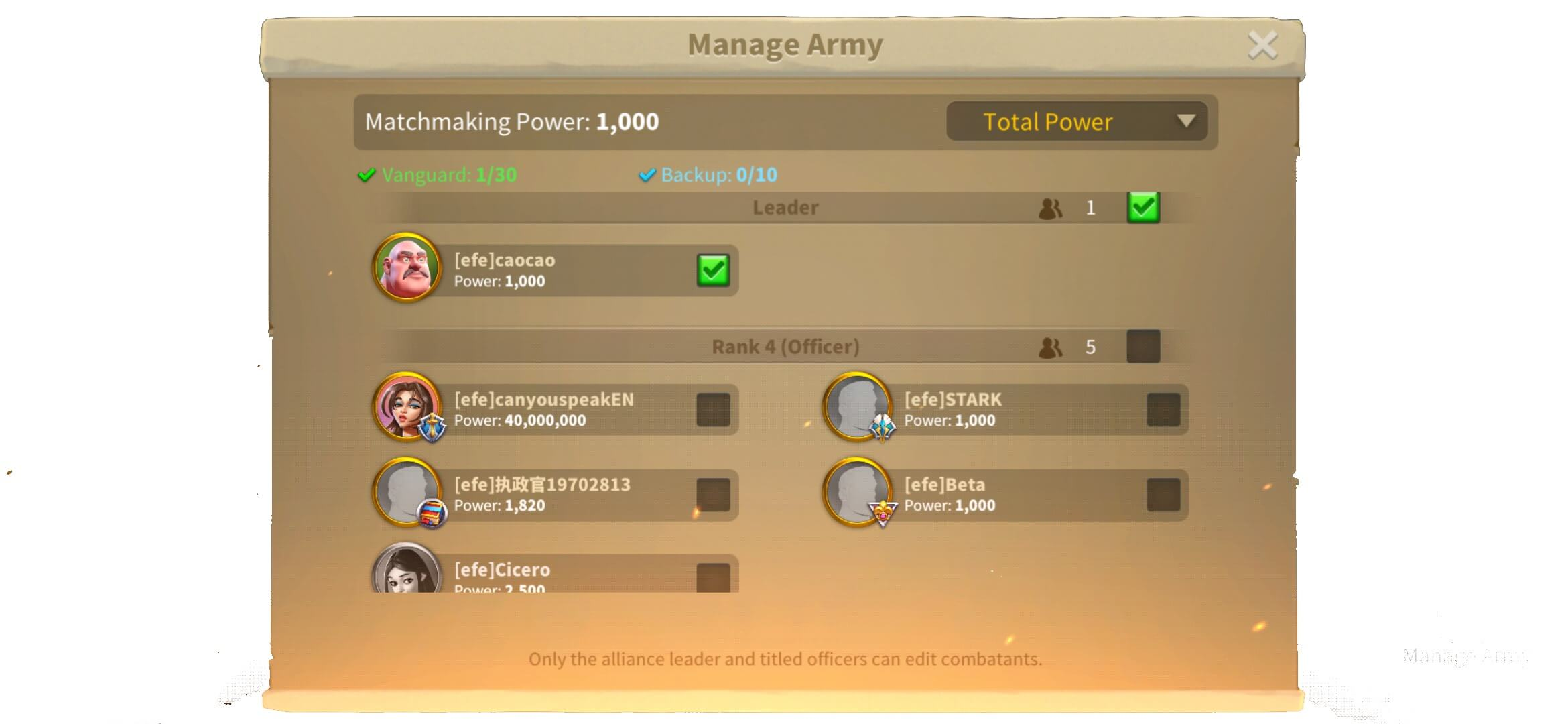 manage army rise of kingdoms