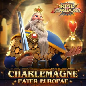 charlemagne rise of kingdoms