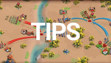 rise of kingdoms tips