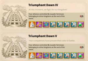 crusader fortress capture achievement
