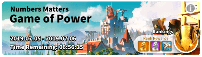 Game of Power Event