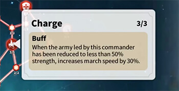 charge skill