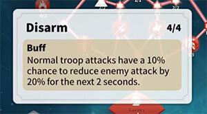 disarm skill