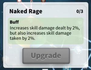 naked rage