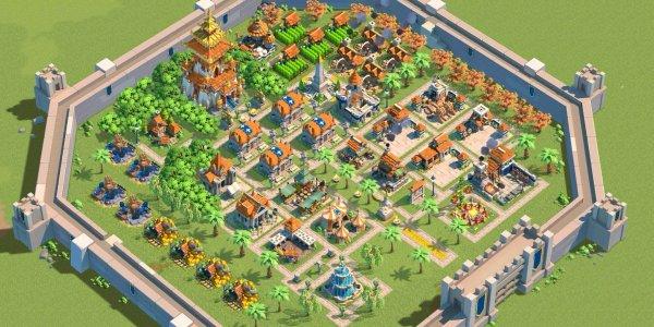 rise of kingdoms layout by u/-Metzger-