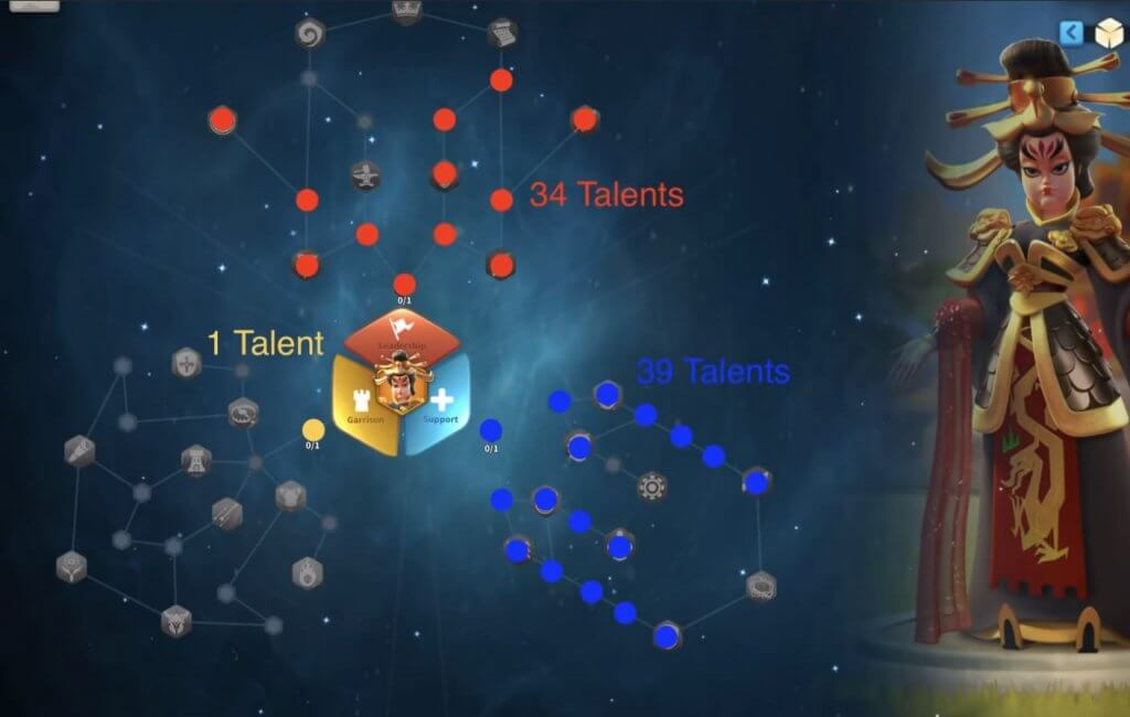 wu zetian talent tree open field