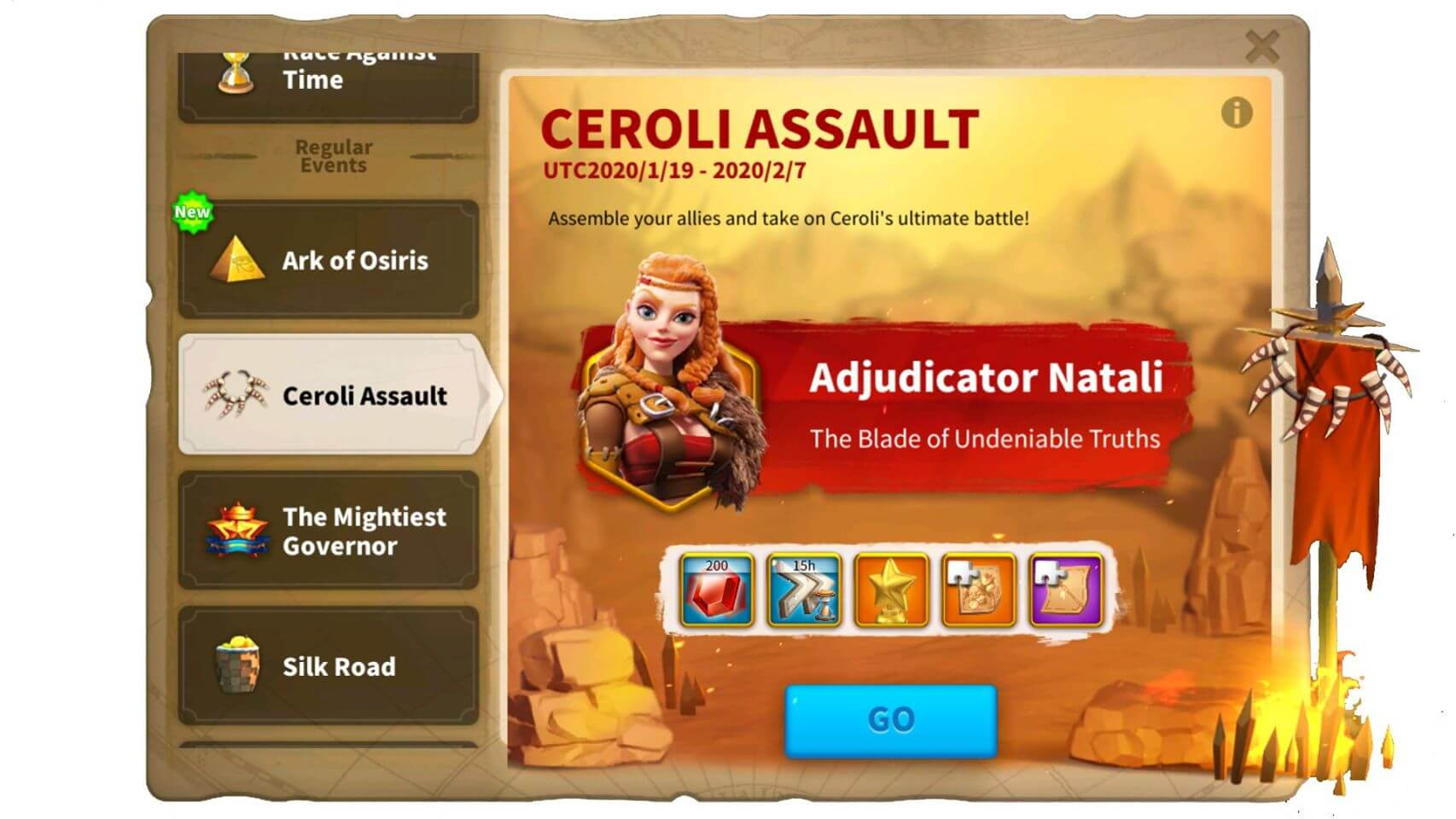 """Ceroli Assault"" Improvements"