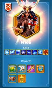 Frida Rise of Kingdoms