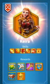 keira Rise of Kingdoms