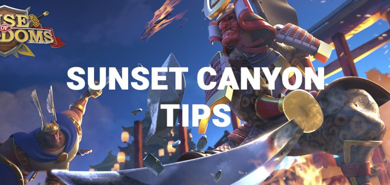sunet canyon tips