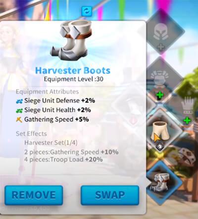 Farming Equipment Rise of Kingdoms