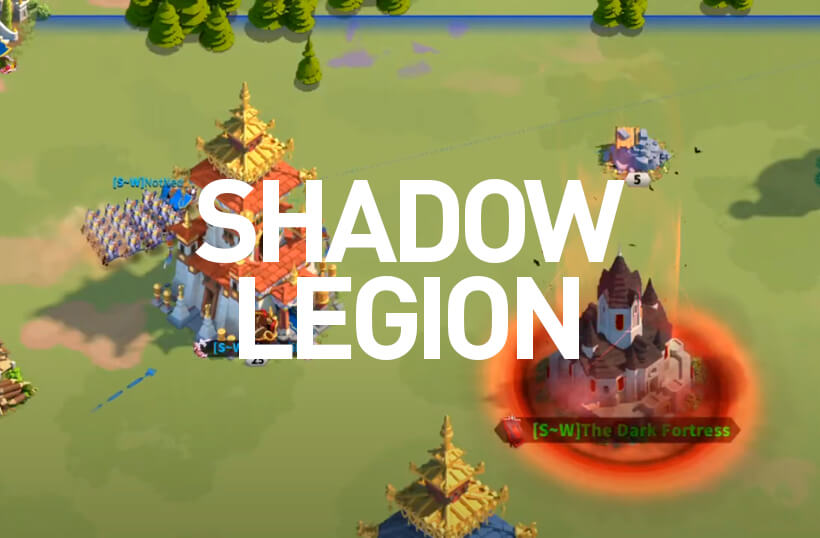 Shadow Legion Invasion
