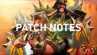 Rise of Kingdoms patch notes