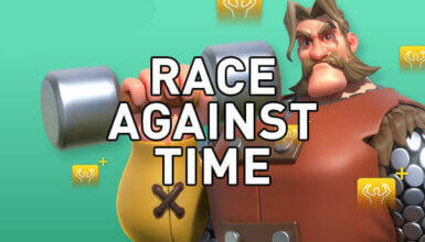 race agains time event