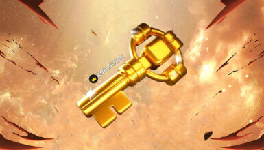 Rise of Kingdoms Golden Key