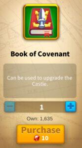 Book of Convenant