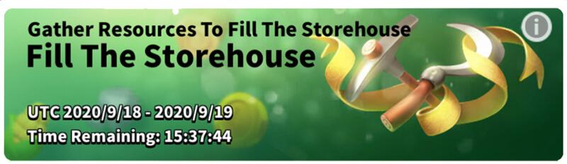 fill the storehouse banner