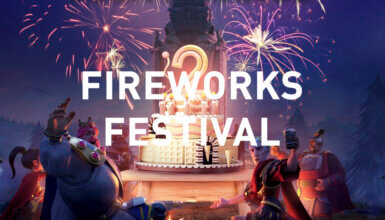 fireworks festival Rise of Kingdoms