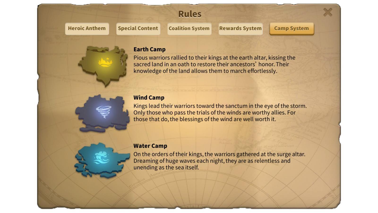 camp system 2