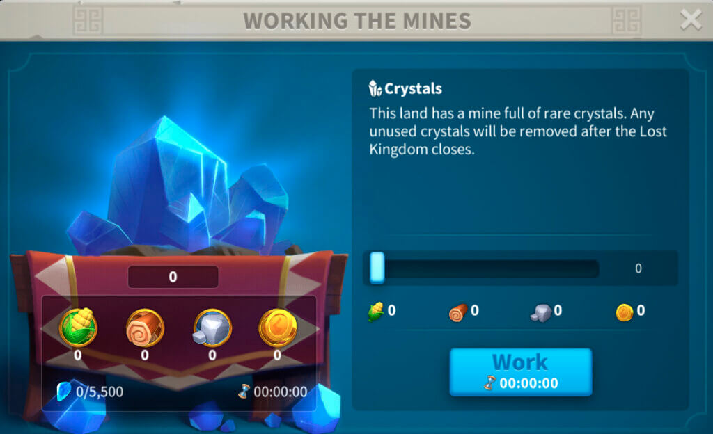crystal mine Heroic Anthem 2j