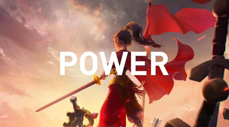 gain power Rise of Kingdoms
