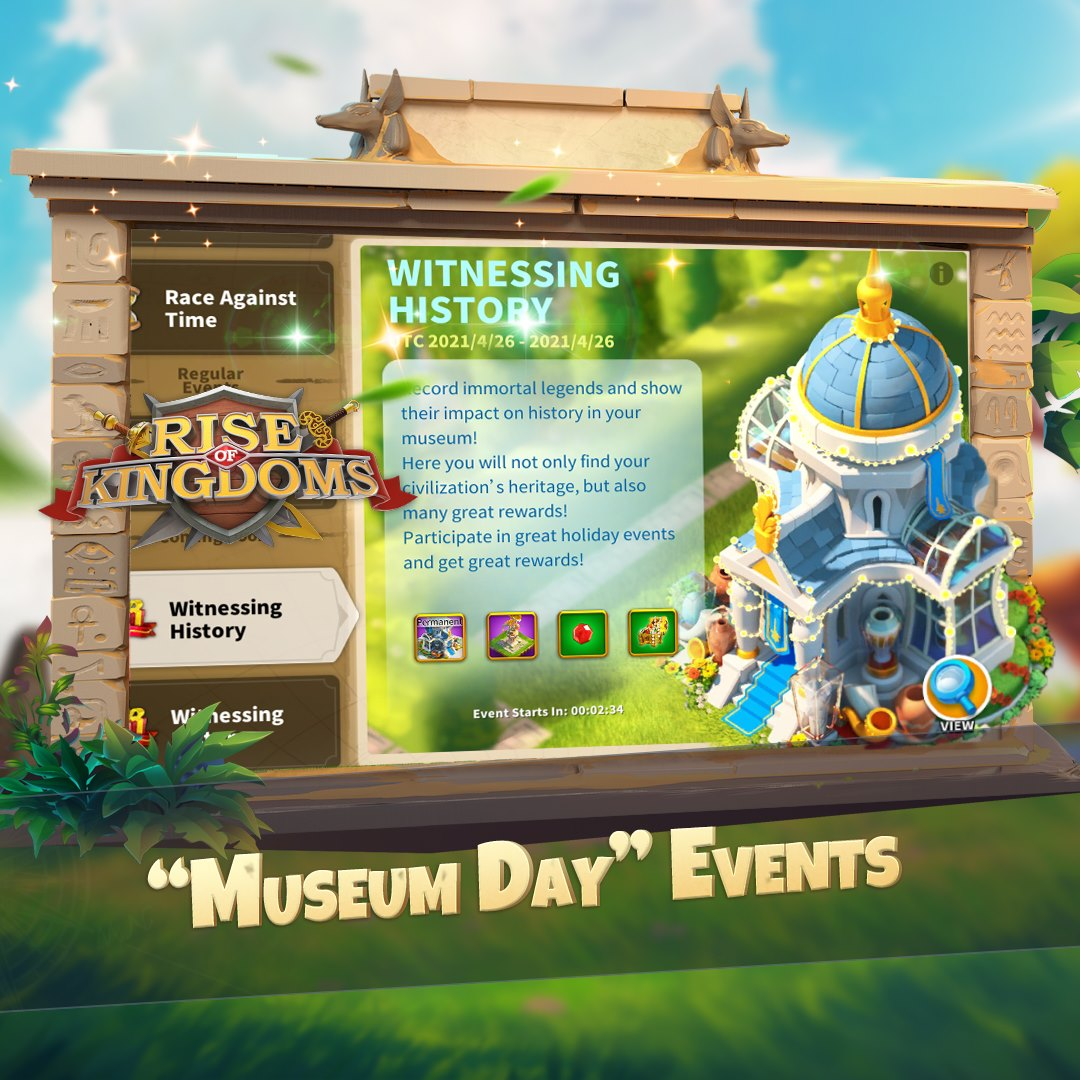 Museum Day Events
