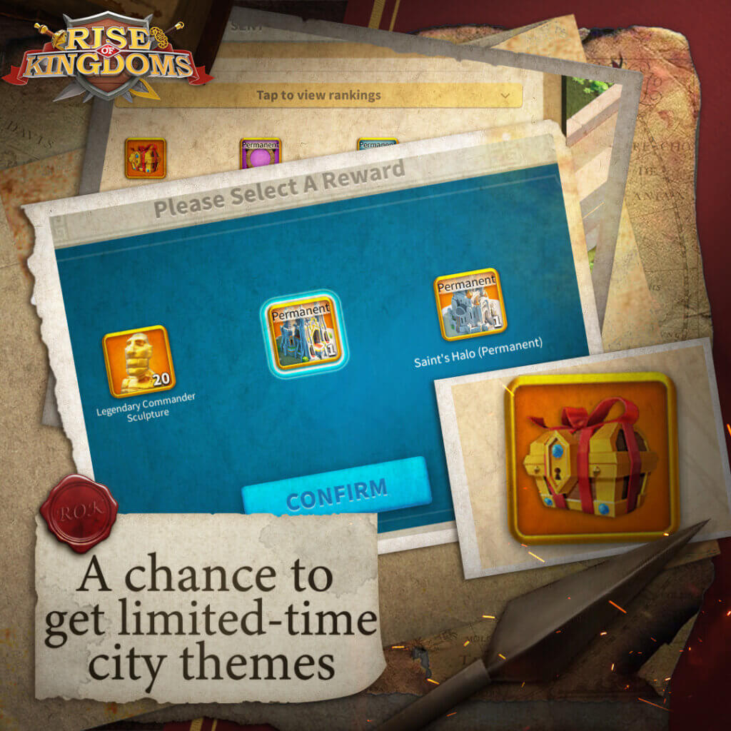 limited-time city themes
