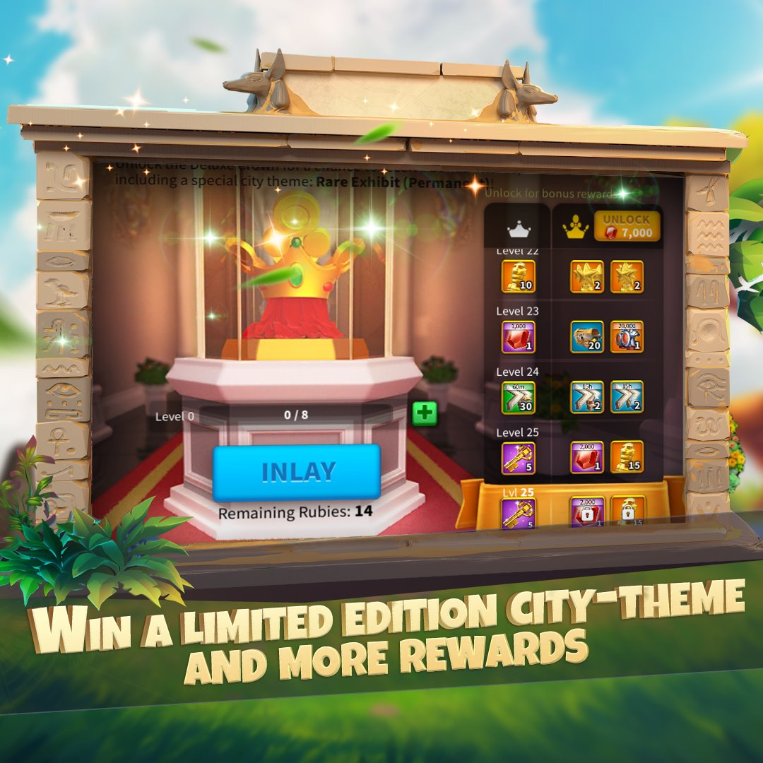new limited city theme