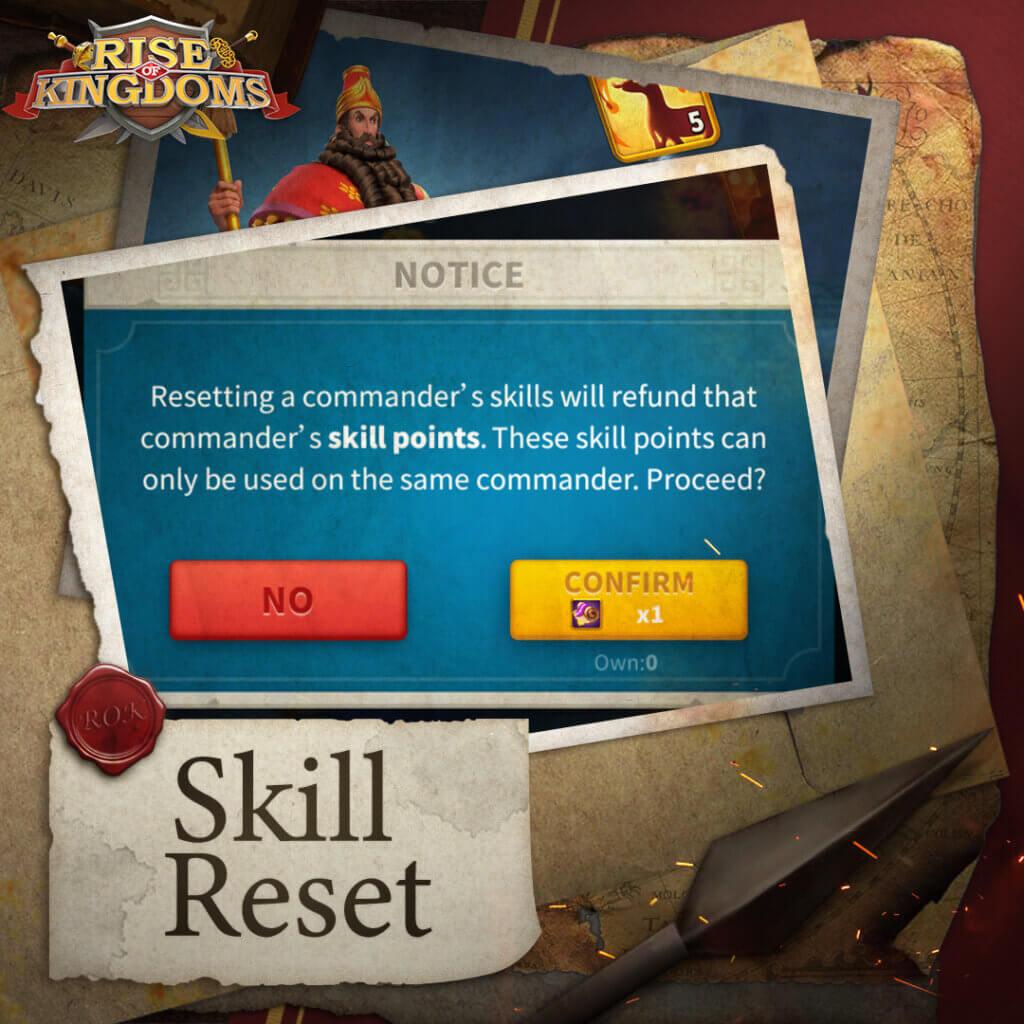 skill reset