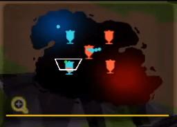 Champions of Olympia mini map