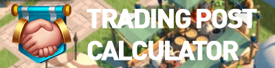 trading post calculator