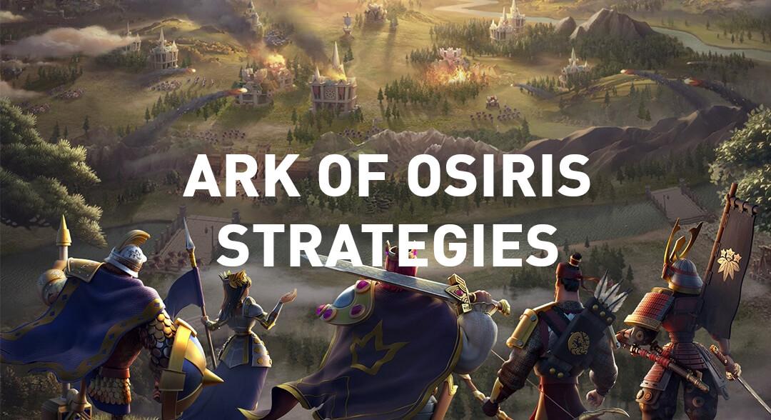 ark of osiris strategies