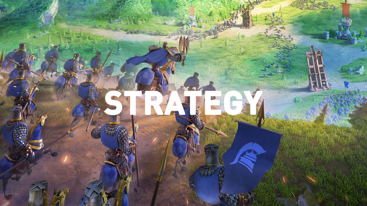 Rise of Kingdoms strategy